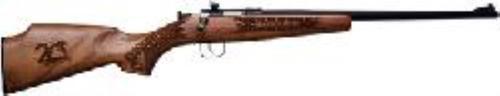 "Keystone Crickett 20th Anniversary Rifle 22LR, 16.1"", Blued, Walnut Stock Oiled Satin Finish"
