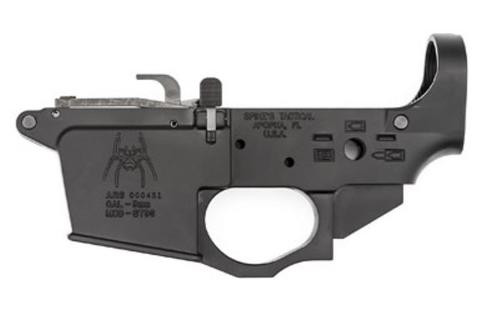 Spikes Lower Receiver Stripped 9mm, Glock Mag