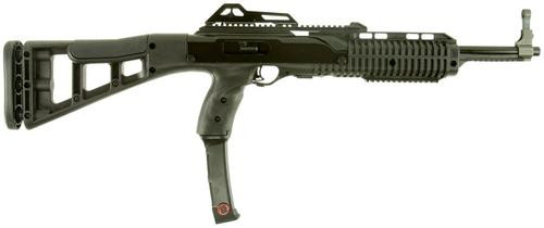 "Hi-Point 995TS Carbine, 9mm, 16.25"", 20rd, Skeletonized Stock, Black"