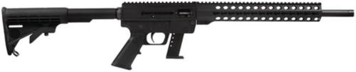 """Just Right Carbines Gen3 KeyMod 9mm 17"""" Threaded Barrel Blued 17rd S&W M&P Compatible Magazine"""