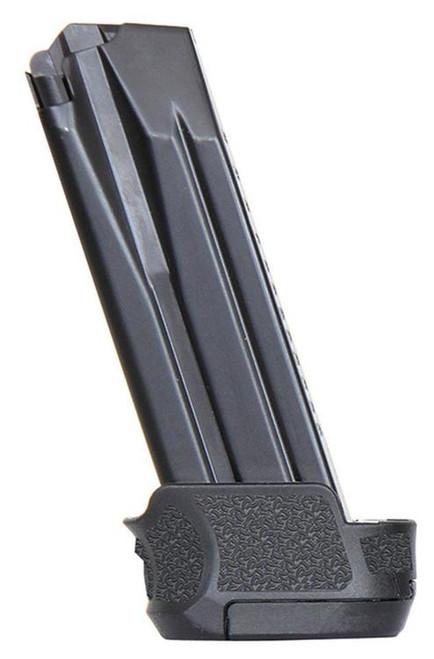 HK P30SK/VP9SK 9mm Magazine, Black, 15rd Factory
