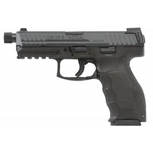 HK VP9 9mm Tactical, 2x10rd Mags