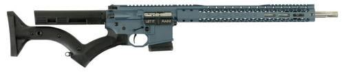 "Black Rain Competition G3, NY Compliant, .223/5.56, 16"", 10rd, Thordsen Stock, Titanium Blue"