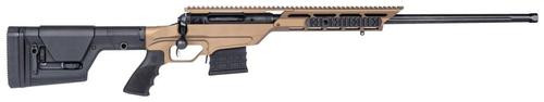 "Savage 10 Stealth Evolution Left Hand, .338 Lapua Magnum, 24"", Bronze Cerakote"