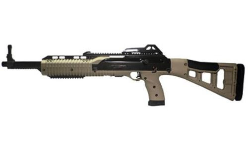 "Hi-Point 4595TS Carbine 45 ACP 17.5"" Barrel, Polymer Skeleton Flat Dark Earth Stock Black, 9rd"