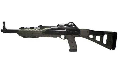 "Hi-Point 4595TS Carbine 45 ACP 17.5"" Barrel, Polymer Skeleton OD Green Stock Black, 9rd"