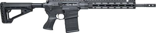 "Savage MSR10 Hunter Semi-Automatic 338 Federal 16.125"" Barrel, Adjustable Black Stock Black Hard Coat Anodized, 20rd"