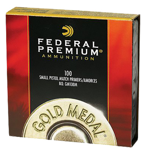 Federal Premium Large Rifle Match Primers, 10 Boxes of 100