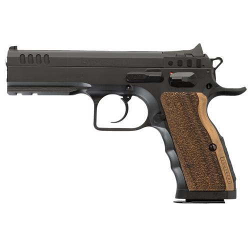 "Tanfoglio FT Itailia Stock 1 45 ACP 4.45"" Barrel 10rd Mag"
