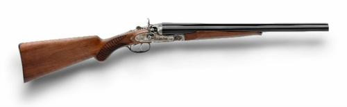 "Pedersoli Wyatt Earp SxS 12g 20"" Barrel Walnut Stock"