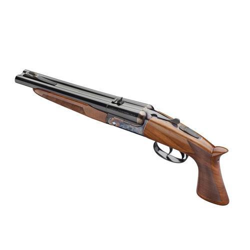 "Pedersoli HOWDAH 45/410 Pistol 10.25"" Barrel, Double Trigger"