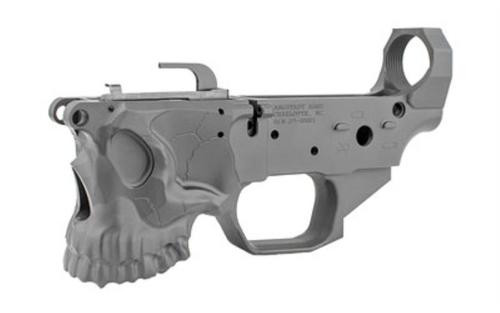 Angstadt Arms, Sharps Bros Jack 9 Stripped Lower, 9MM, Black