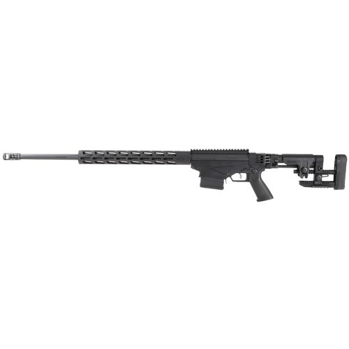 "Ruger Precision 6.5mm Creedmoor, 24"" Barrel, M-LOK Handguard, Folding Adjustable Stock, 10rd"
