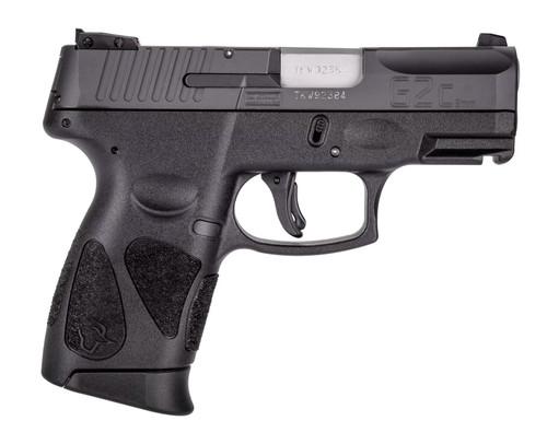"Taurus G2c 9mm, 3.25"" Barrel, Manual Safety, Matte Black, 12rd"