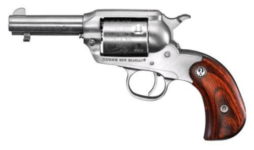 "Ruger Bearcat Shopkeeper 22LR, 3"" Barrel, Stainless Steel, Limited Edition"