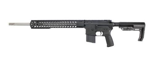 "Radical Firearms AR-15 FHR 6.5 Grendel 20"" MBA-1 Black Stock Black Hard Coat Anodized"