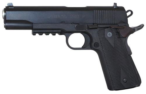"EAA Witness Elite 1911, 45 ACP, 4"", 8rd, Black, Fixed Sights"