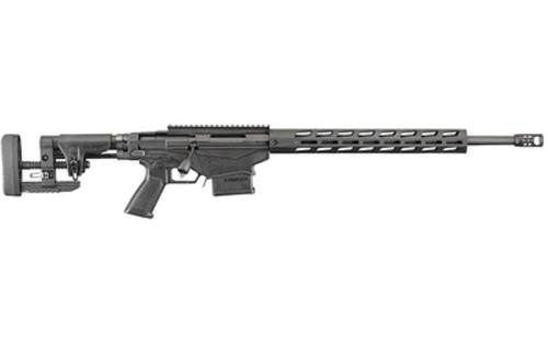 "Ruger Precision 308 20"" Barrel M-LOK Handguard Folding Adjustable Stock, 10rd Magazine"