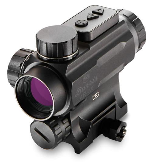 "Burris AR-1X 1x 20mm Obj 2.7"" Eye Relief Black"