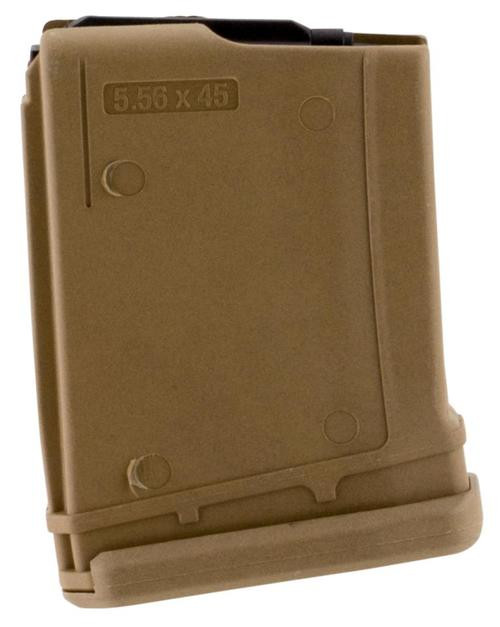 ProMag AR-15 223 Remington 10 rd Tan Finish Polymer