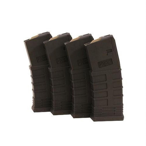 TAPCO AR-15 Magazine Bundle 4 pack 30 Rd