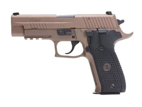 "Sig P226 Emperor Scorpion 9mm, 4.4"", FDE, Siglite NS, 10rd"