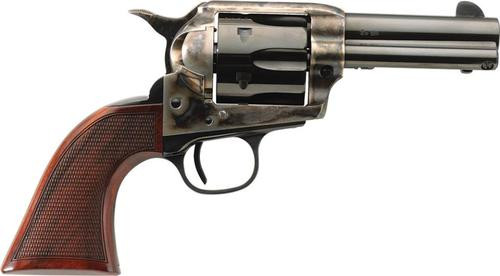 "Taylor's Runnin Iron, .45 Colt, 4.75"", 6rd, Checkered Walnut Grip, Blued"