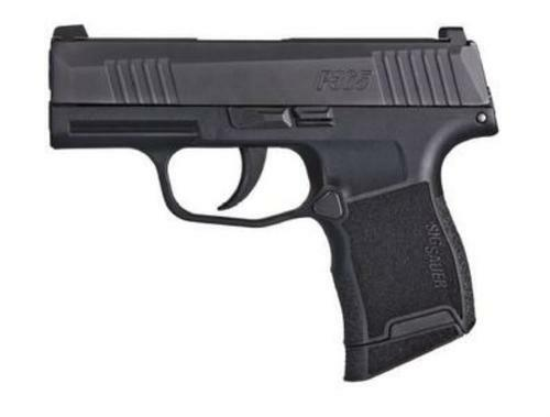 "Sig P365 9mm, 3"" Barrel, Sig XRay3 Night Sights, 10rd Mag"