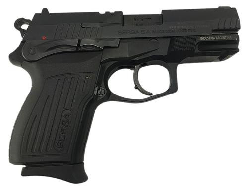 "Bersa TPR9 Compact 9mm, 3.25"" Barrel, 13rd, Manual Safety"