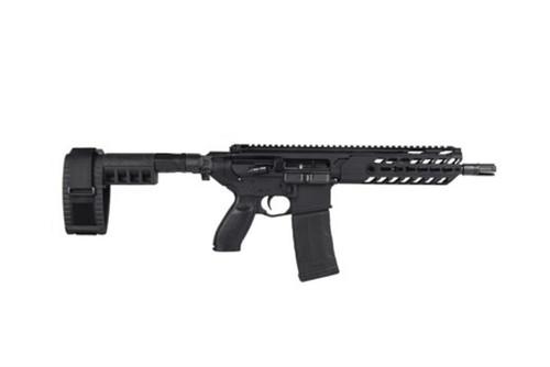 "Sig MCX Pistol Hybrid 300 Blackout 9"" Barrel, Pistol Brace 30rd Mag"