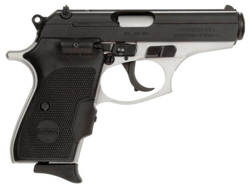 "Bersa Thunder 380 Standard Single/Double 380 ACP 3.5"" Barrel, Black Rubber Grip Black, 8rd"