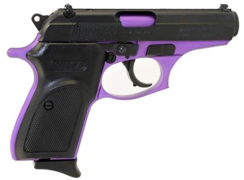 "Bersa Thunder .380 ACP, 3.5"", 8rd, Purple Cerakoted Frame"
