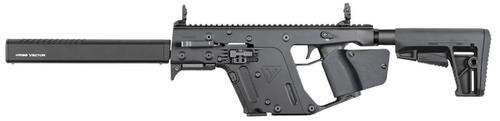 "Kriss Vector Gen II CRB, 10mm, 16"", 10rd, Fixed Stock, Black, CA Compliant"