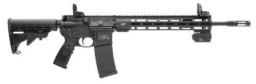 "Smith & Wesson M&P15 Tactical, .223/5.56, 16"", 30rd, Crimson TraceLiNQ Laser"