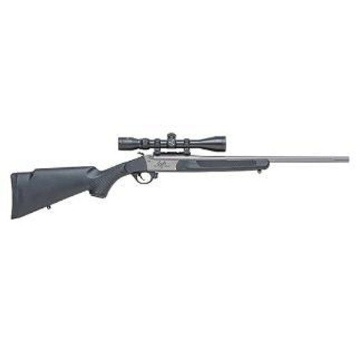 "Traditions Outfitter G2, .357 Mag, 22"", Black Synthetic, 3-9x40 Scope"