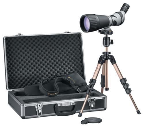 Leupold Kenai 2 25-60xA 80mm 94-52 ft @ 1000 yds 17.4-17.9mm Black/Gray, HD Kit