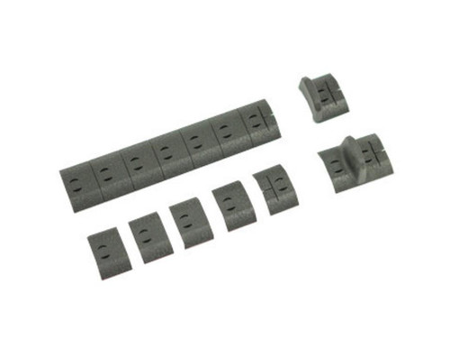 Noveske Rifleworks NSR Polymer Panel Set Foliage Green, 06000068