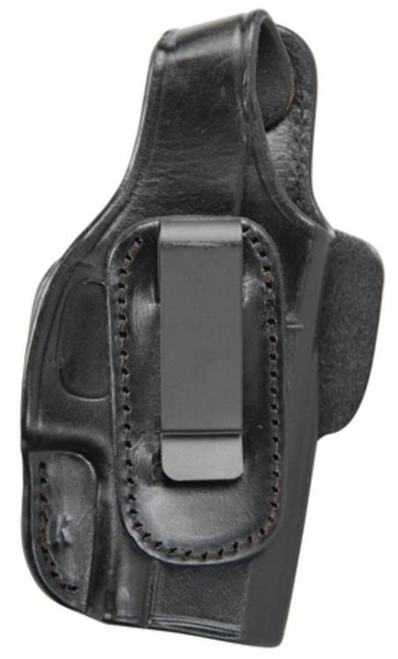 Zen Tagua Gunleather Four In One Holster With Thumb Break for Springfield XD-S Right Hand Black