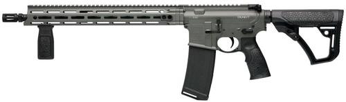"Daniel Defense DDM4 V7, .223/5.56, 16"". 20rd, Green Cerakote"