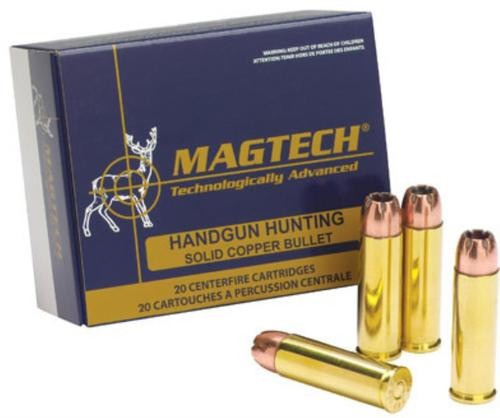 Magtech .500 S&W, 325 Gr, FMJ, 20rd Box