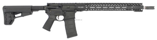 "Stag AR-15 3-Gun Rifle 5.56/223 18"" SS Fluted Barrel 16.5"" M-lok Rail ACS Stock 30rd Mag"