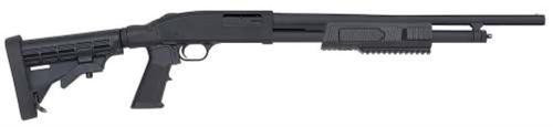 "Mossberg Flex 500 20 Ga, 20"" Barrel, FLEX 6-Position Adjustable Stock"