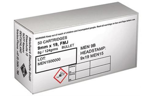 Magtech 7.62x51mm NATO Full Metal Jacket 146gr 20rd Box