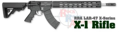 Rock River Arms LAR-47 X-Series 7.62x39 Carbine Black 7
