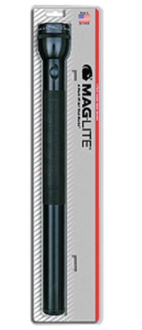 Maglite Incandescent 3D Alkaline Blister Pkg Black