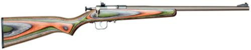 Keystone Crickett 22LR SS/Camo Laminate