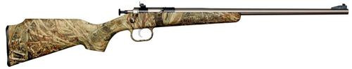 Keystone Crickett 22LR SS/Duck Blind Camo