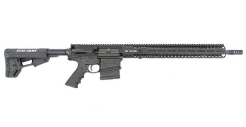 "Stag Arms Model 10, .308 Win, 18"", M-Lok Forend, 10rd Magazine, Black"