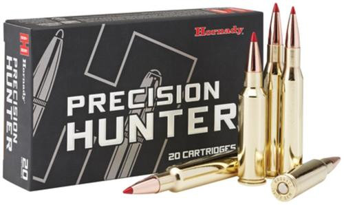 Hornady Precision Hunter .300 Weatherby Magnum, 200gr, ELD-X, 20rd Box