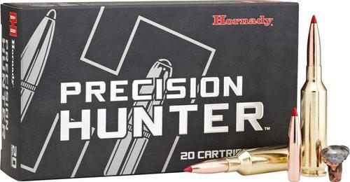 Hornady Precision Hunter, .338 Lapua Magnum, .270gr, ELD-X, 20rd/box